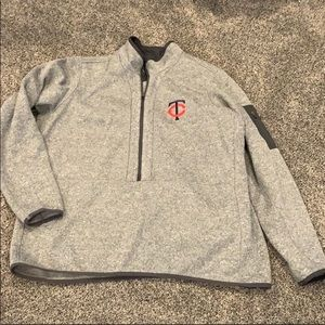 Antigua MLB MN Twins Pullover Sweater